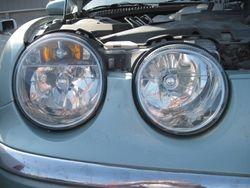 2003 Jaguar S Type after