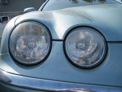 2003 Jaguar S Type before