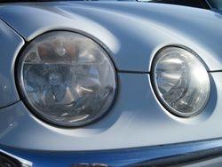 Jaguar S Type before