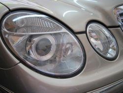 2003 Mercedes E500 right