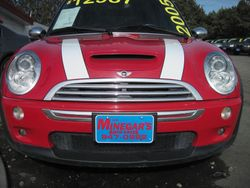 Mini Cooper after