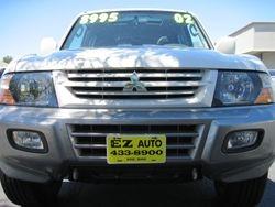 2002 Mitsubishi Montero after