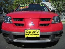 2004 Mitsubishi Outlander after