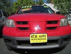 2004 Mitsubishi Outlander before