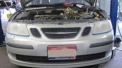 Saab before