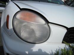 2001 Subaru Impreza before