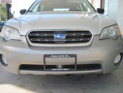 2005 Subaru Outback before