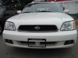 Subaru Outback after
