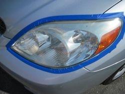 2005 Toyota Matrix before