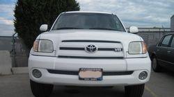 Toyota Tacoma before