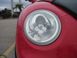 VW Beetle after