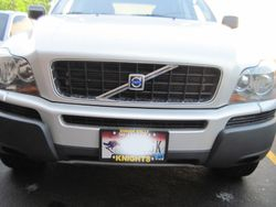 2003 Volvo XC90 after
