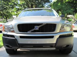 Volvo XC 90 after