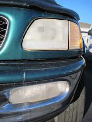1998 Ford F150 before