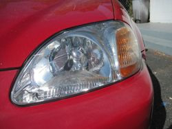 1998 Honda Civic after