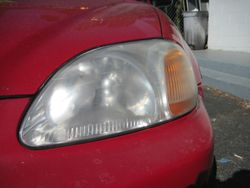 1998 Honda Civic before