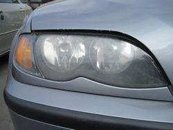 2001 BMW 325i before