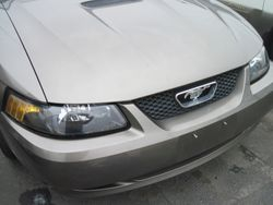 2002 Ford Mustang after