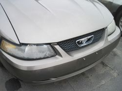 2002 Ford Mustang before