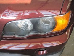 2003 BMW X5 after