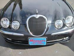 2003 Jaguar S-type after