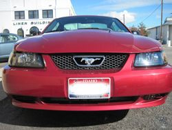 2004 Ford Mustang after