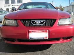 2004 Ford Mustang before