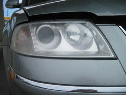 2005 VW Passat before