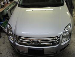 Ford Fusion after