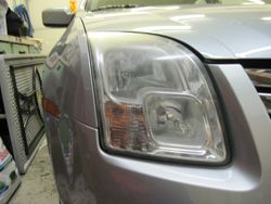 Ford Fusion before