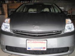 Toyota Prius after