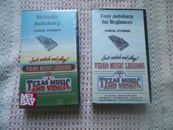 Autoharp Instruction VHS