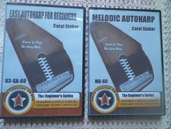 Autoharp Instruction DVDs