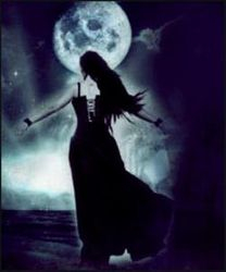 Danu:  Moon Goddess