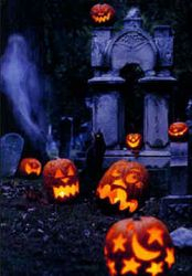 Jack-O-Lanterns ~