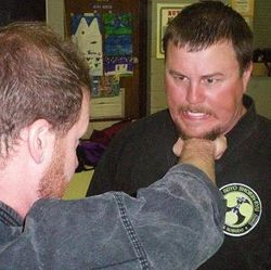 Shitai Kori training in Gillette, Wyoming