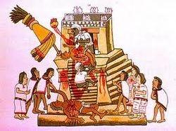 Temple sacrifice
