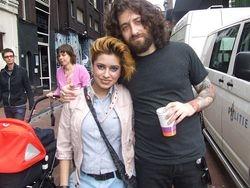 The Damned Things - Melkweg, Amsterdam 08-06-2010