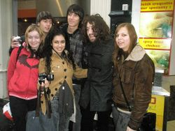 Fall Out Boy - Melkweg, Amsterdam 26-10-2008
