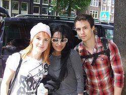 Paramore - Melkweg, Amsterdam 17-06-2008