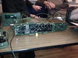 Alan's Clansman radio