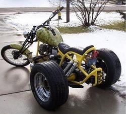 winter trike