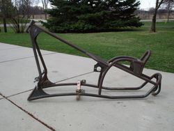 chopper frame