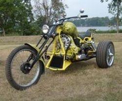 street trike at the lake