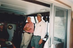 Walter Oster and Steve Patrick