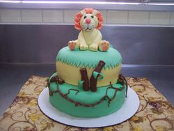Baby Lion #1