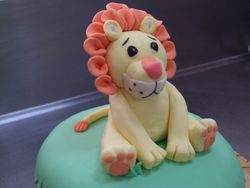 Top (Baby Lion #1)