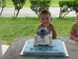 R2D2  Birthday