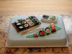 Sushi Farewell