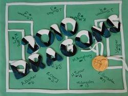 2010  Dragons soccer team